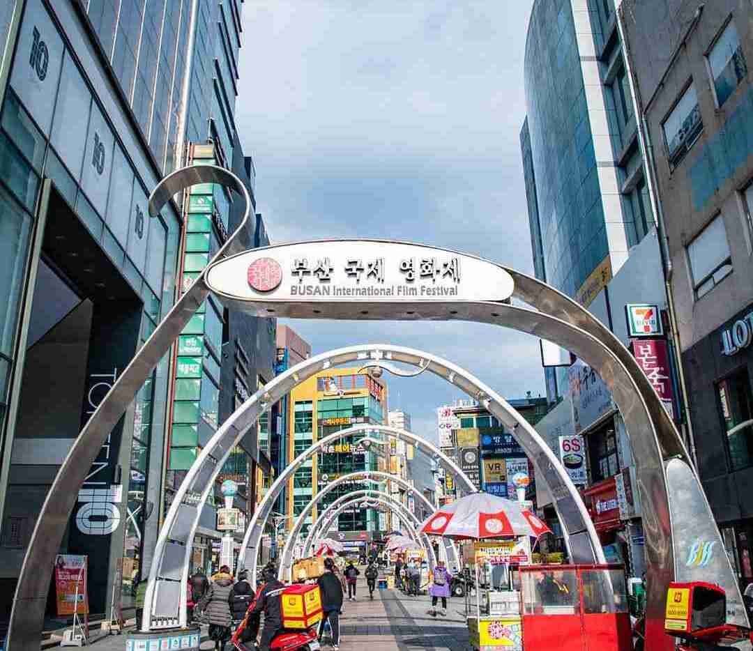 BIFF Square | Jung-gu, Busan