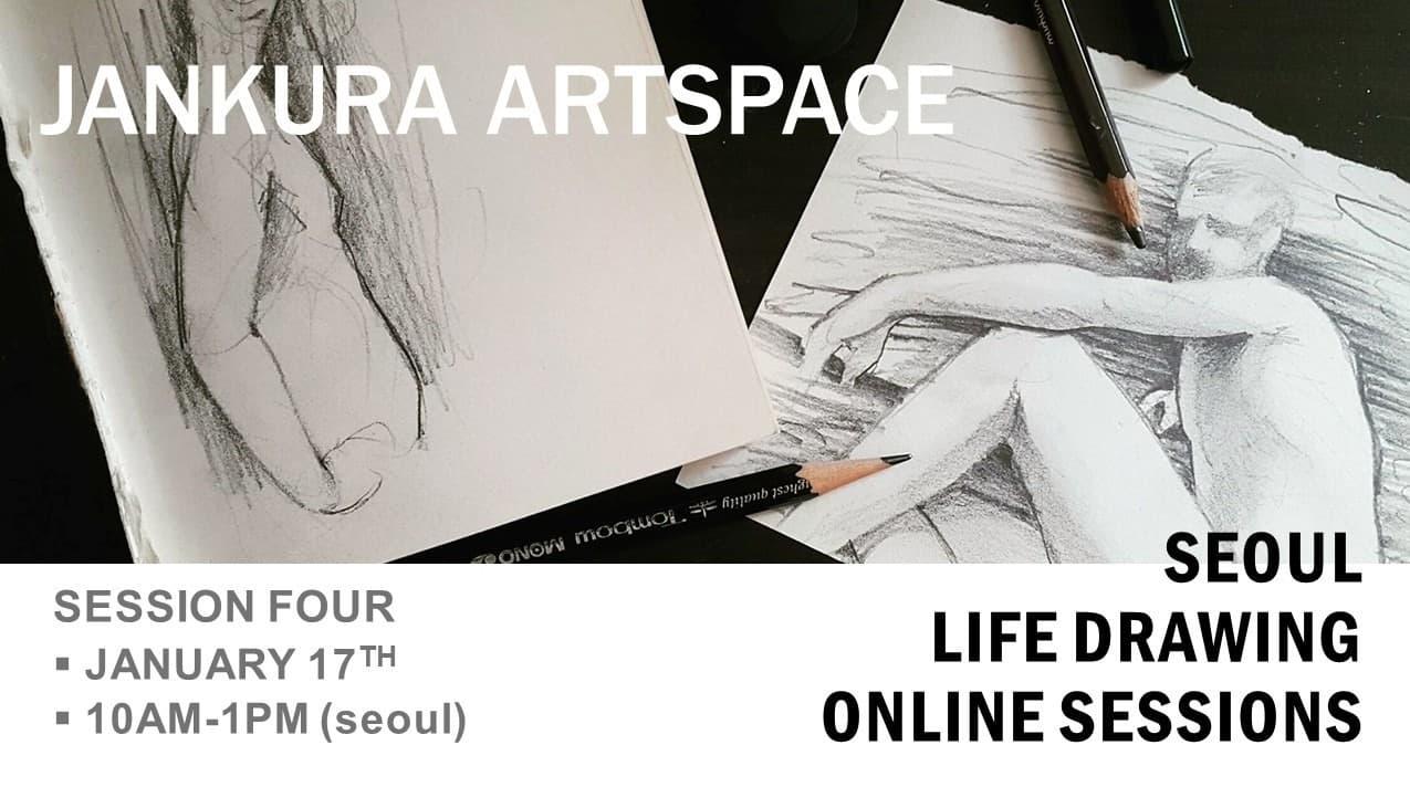 Jankura Artspace Life Drawing Sessions
