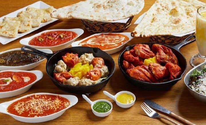 new delhi restaurant food