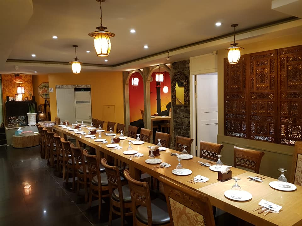 New Delhi Restaurant | Gangnam-gu, Seoul