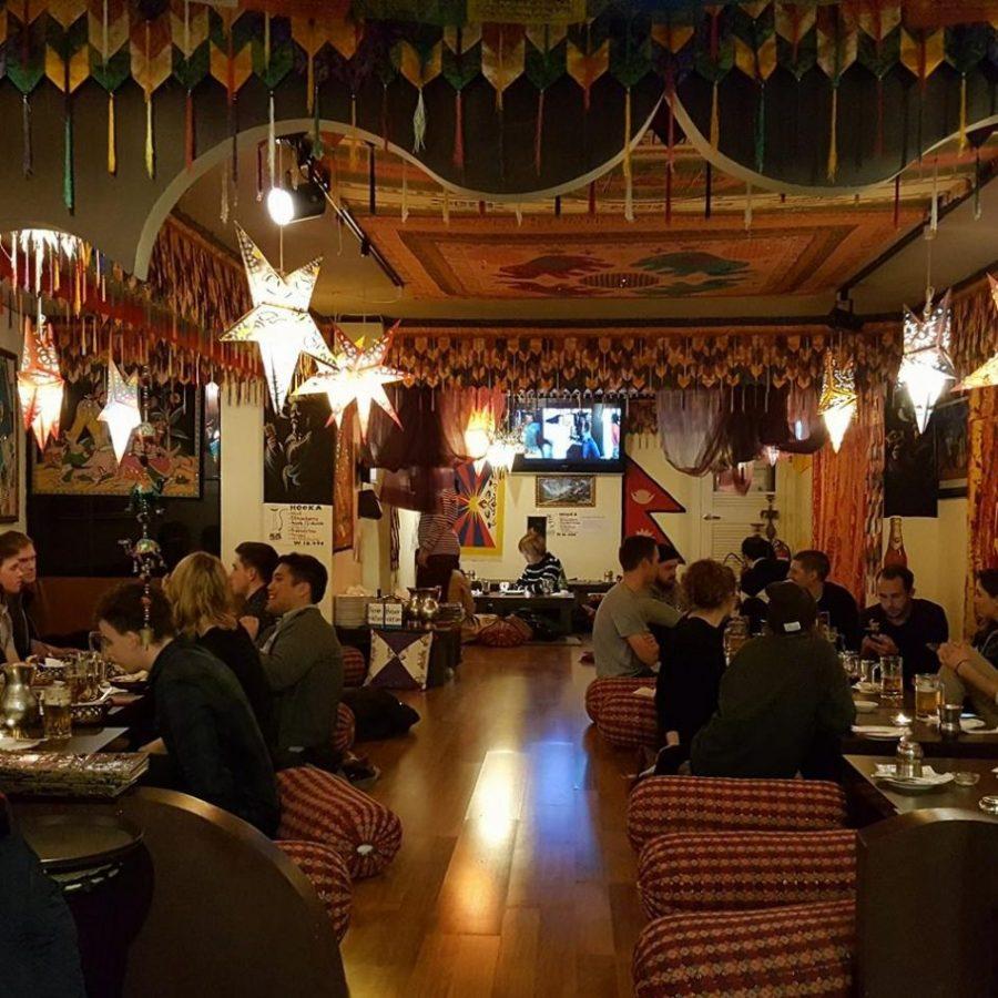 Yeti Restaurant & Bar | Mapo-gu, Seoul