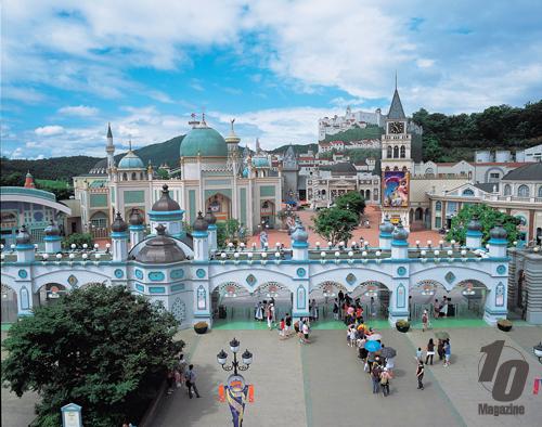 everland theme parks in korea