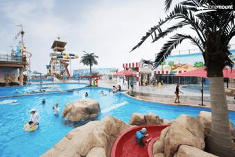 onemount water park korea