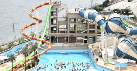 the ocean water park yeosu korea