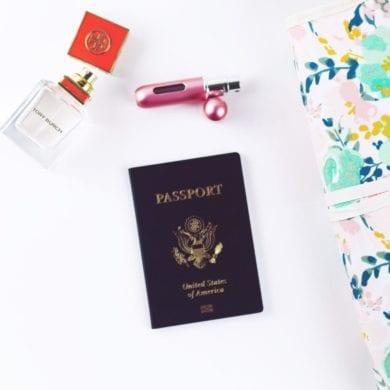 passport document visa