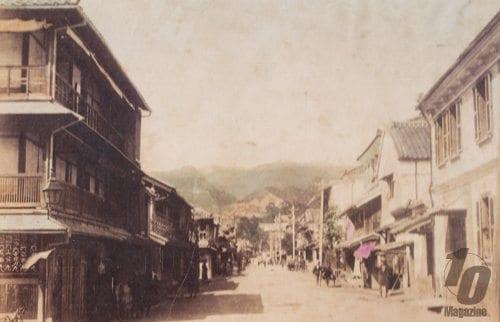 nagasaki to korea