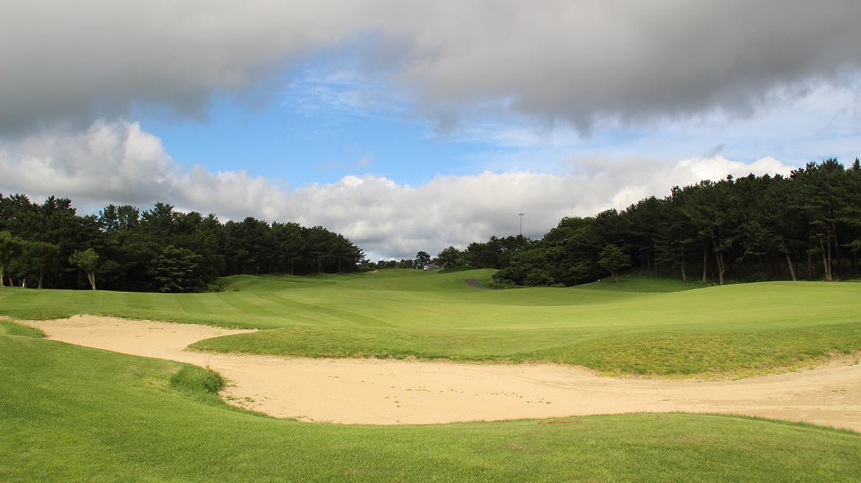 golf in jeju island