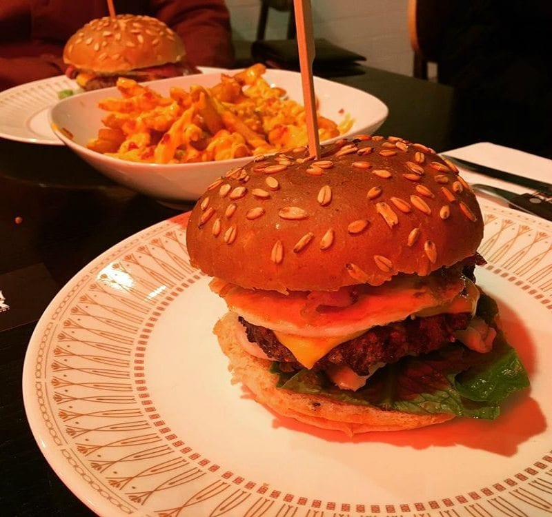 Best Burger Restaurants in Seoul - Itaewon The Burger