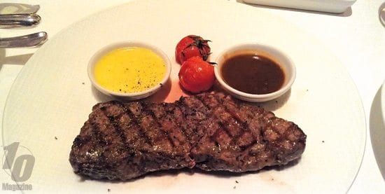 Food Review: Seeking the Korean Holy Grail – A Steak Done Right at JW's Grill