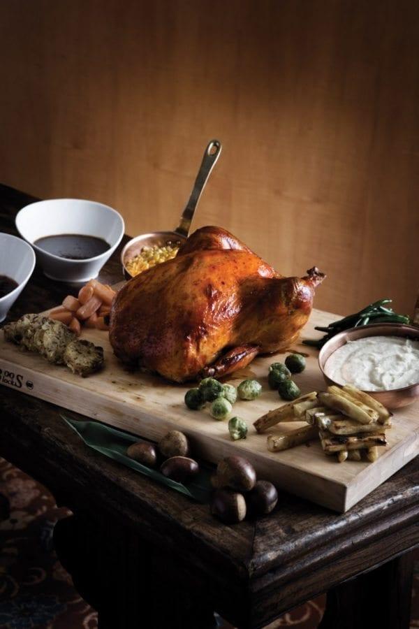 thanksgiving dinner restaurants seoul korea