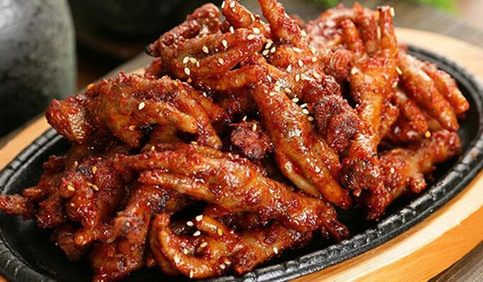 bizarre korean foods