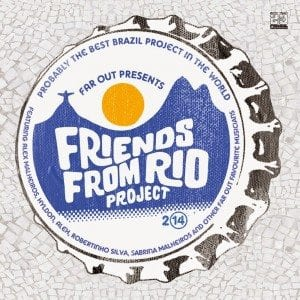 Self-Titled by Friends From Rio Project