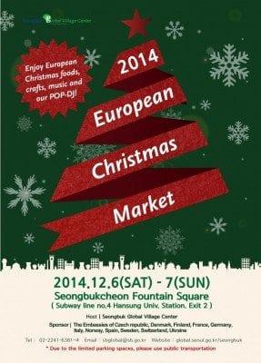 European Christmas Market 2014