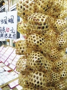 Bamboo-cricket-cages