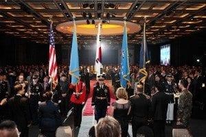 Last year's Six Star Salute gala