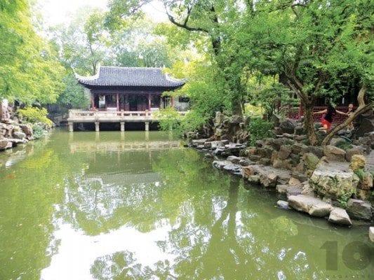 Yuyuan, Shanghai