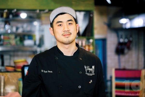 Chef, Kwon Si-hyun, Paco Loco, Mexican food, Korean, Itaewon