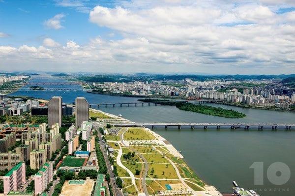 seoul hangang river park