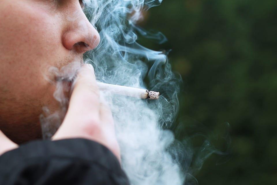 illegal in korea - smoking