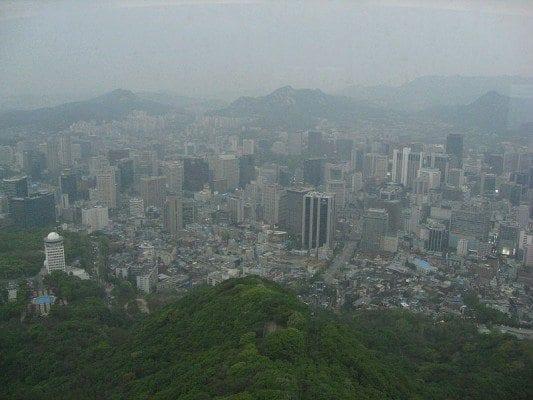 Fine Dust Korea