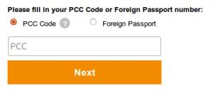 pcc, personal customs code, Korea, iHerb, passport, order, customs, passport number