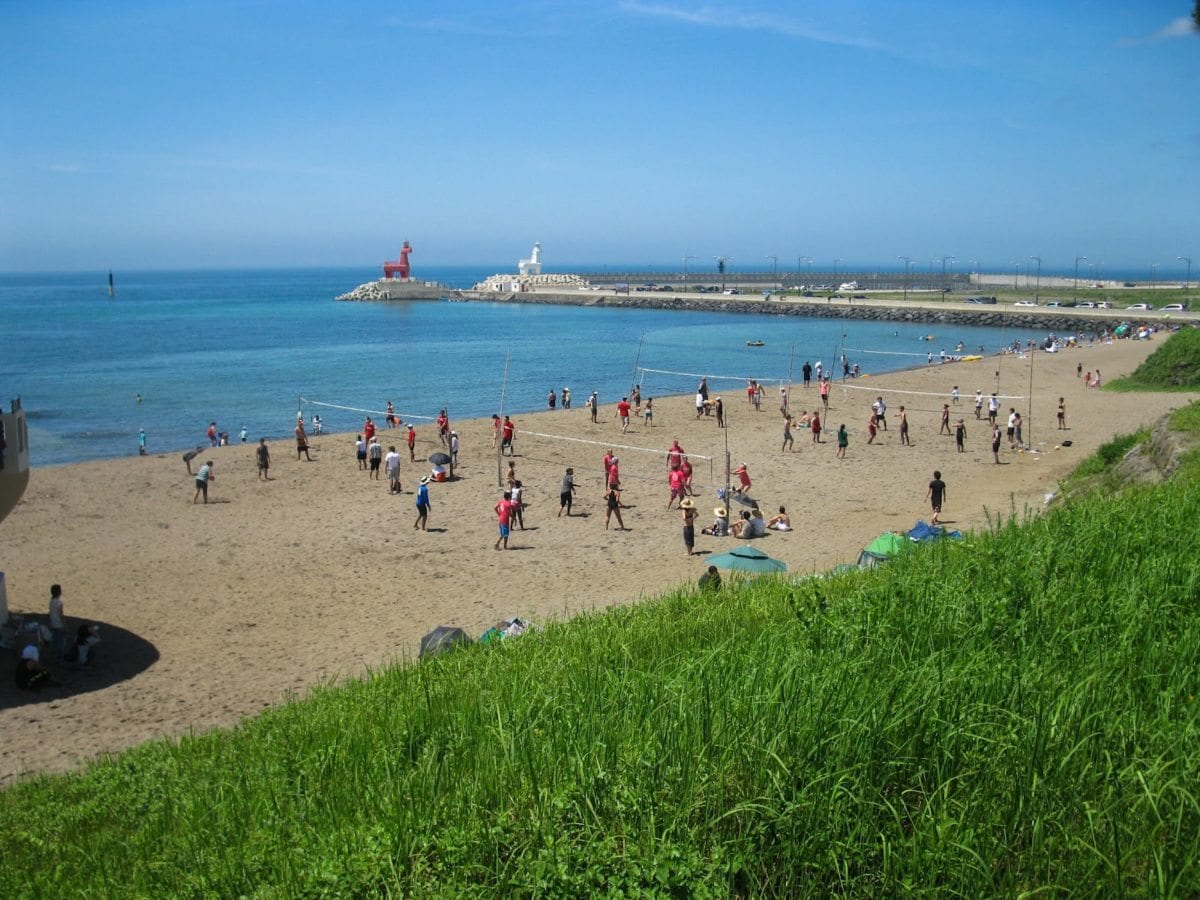 best jeju beaches Iho Beach
