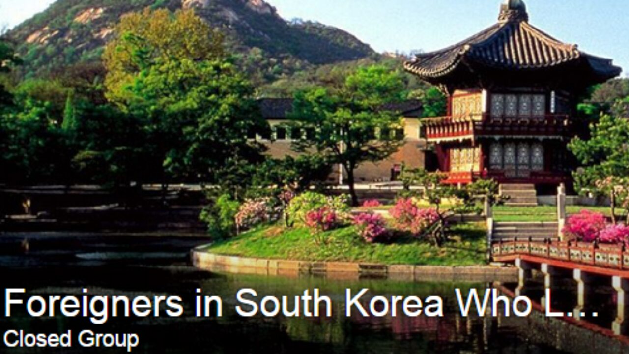 10 Expat Facebook Groups in Korea You Should Join TODAY | 10
