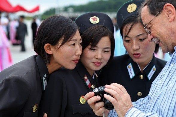 Pyongyang_Shot (North Korea) courtesy of Roman Harak via flickr
