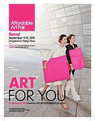 AAF, Affordable Art Fair, Seoul, Korea, Art