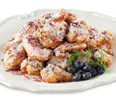 berry ring chicken, korea, bbq chicken, flavor, crazy, strange, bbq 치킨, odd, weird, blueberry, strawberry, butter, dunkin donuts, unique eats