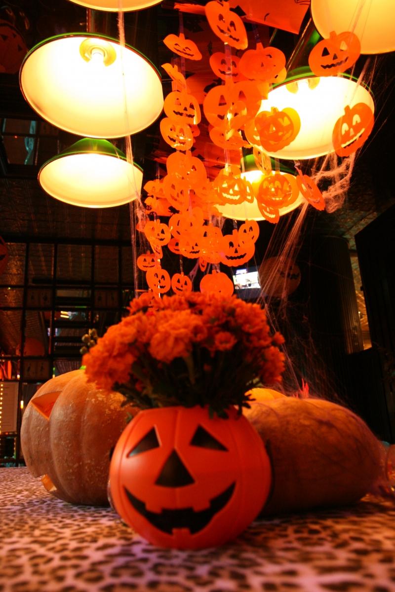 Seoul Halloween Party, Grand Hyatt Seoul, J.J. Mahoney's