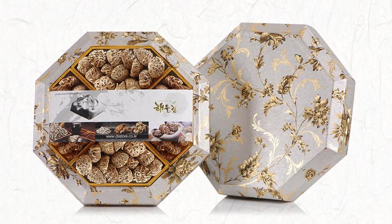 chuseok gift sets mushrooms