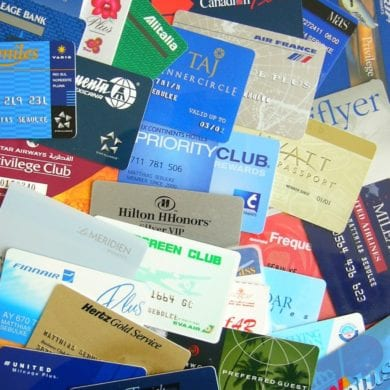 loyalty credit cards