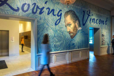 loving vincent van gogh exhibition