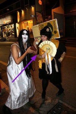 Korean Halloween Costumes