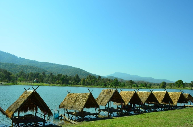Chiang Mai cheap, Huay Tung Thao, reservoir
