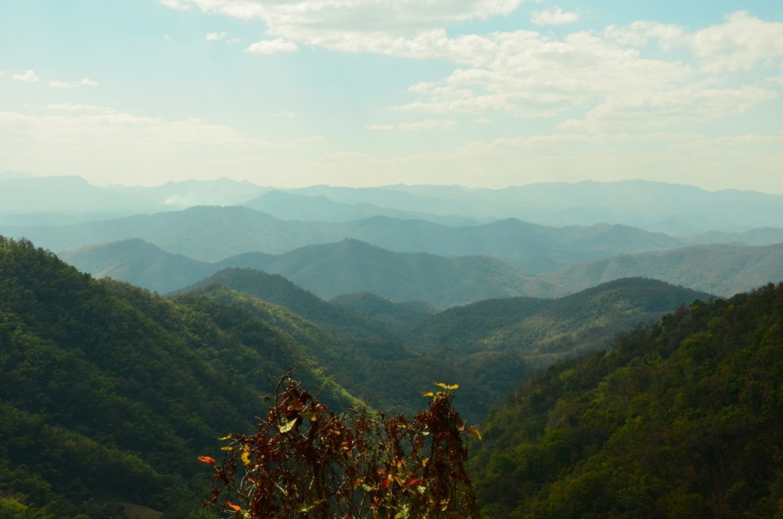 Samoeng Loop, Chiang Mai cheap, view, spectacular, mountain
