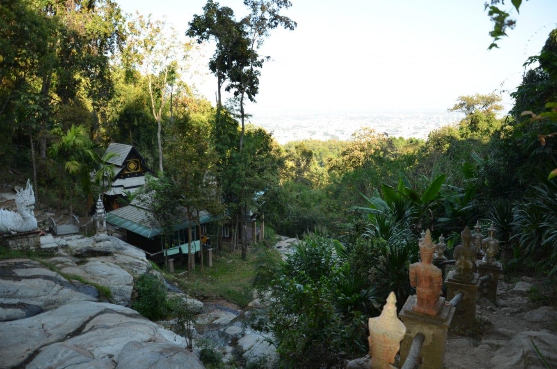 Wat, temple, pha lat, Chiang Mai cheap, views