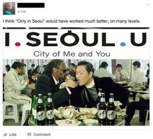 I Seoul U Snoop Psy