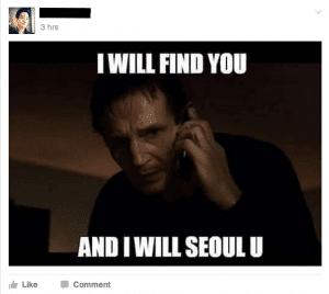 I. Seoul. U. find you