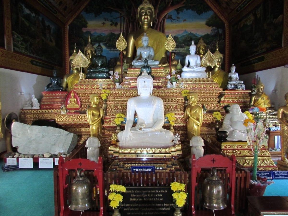 Wat Ou Si Kham, Temple of the Jade Buddha Chiang Mai cheap