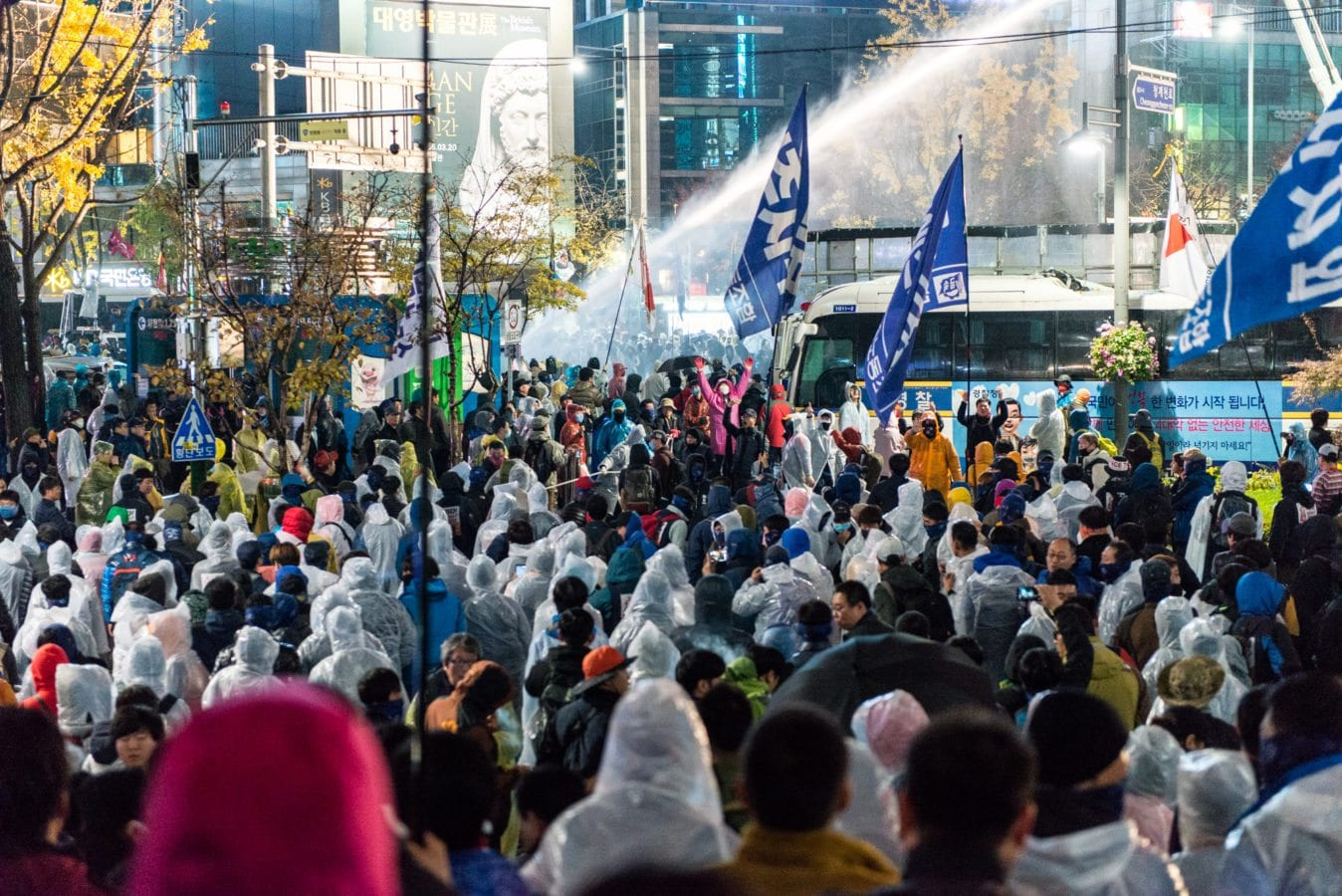 Seoul Protests 14/11