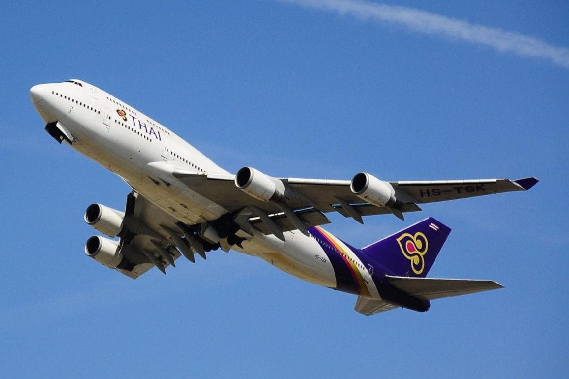 Thai Aviation Downgraded