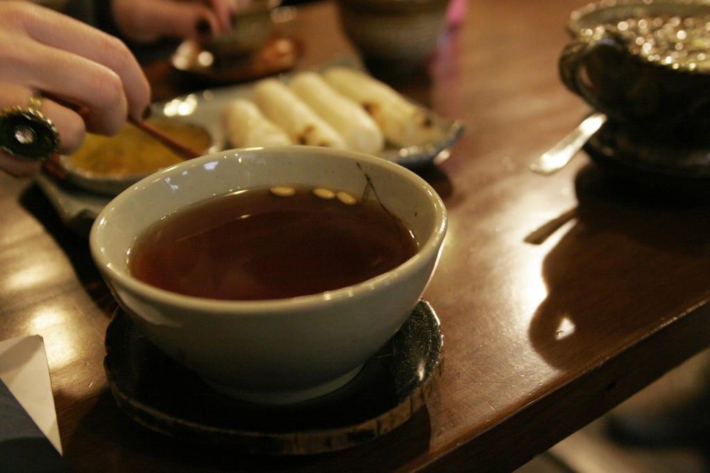 Tea Shops and Tea Houses Insadong Tour