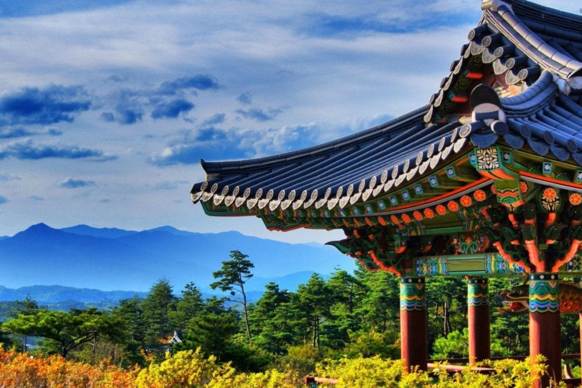 10 tourist destinations korea