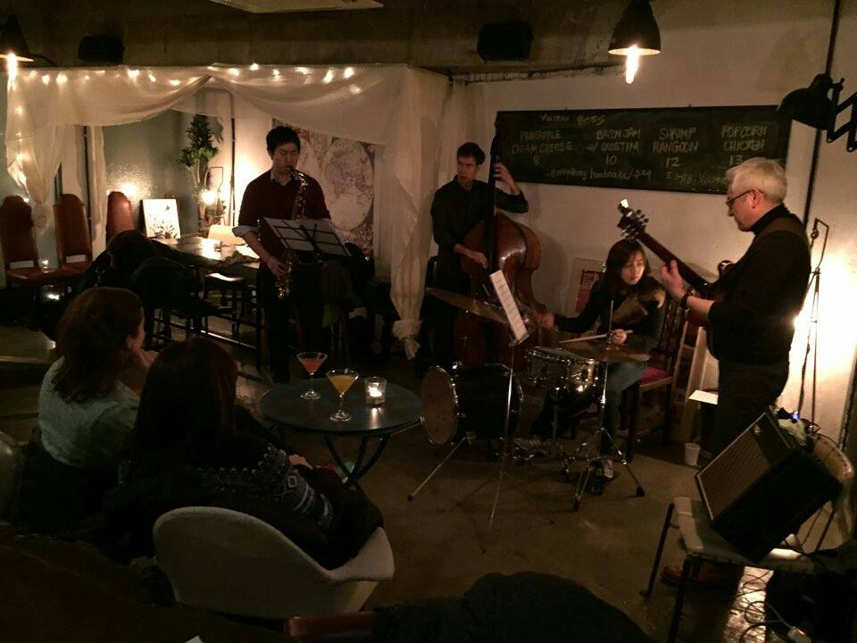 Live Jazz Itaewon