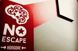 No escape hongdae
