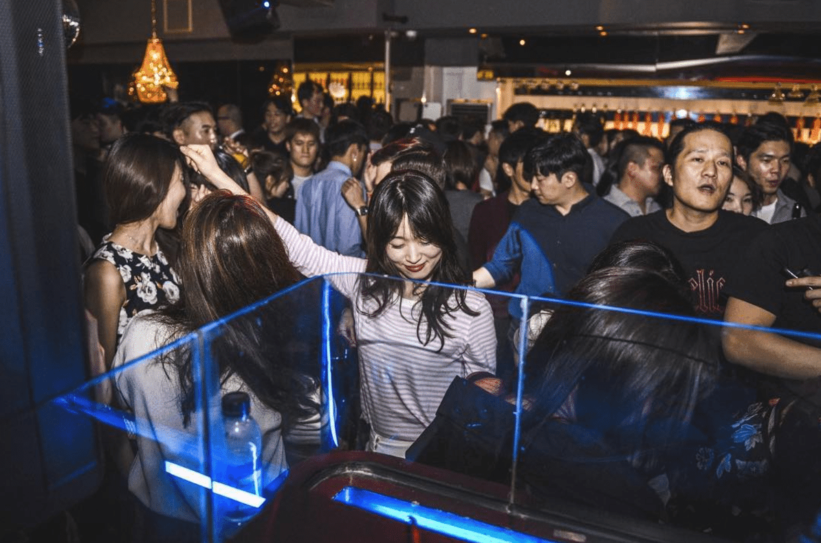 best clubs in seoul boombar itaewon