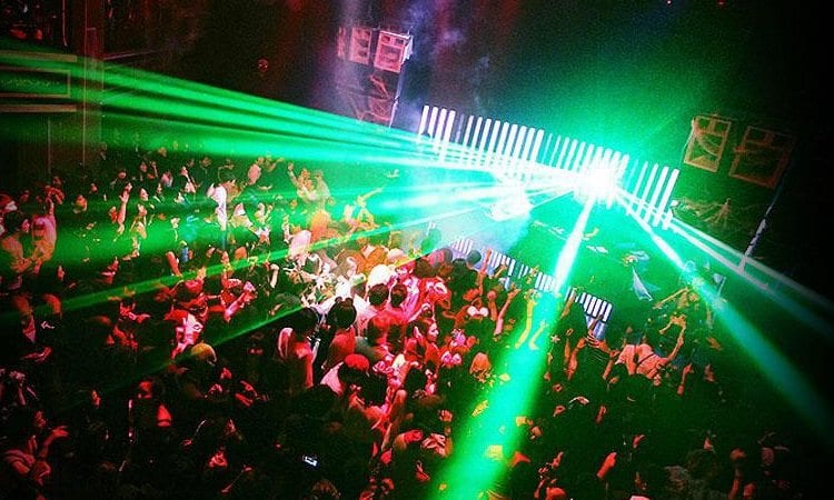 best clubs in seoul club avenue gangnam