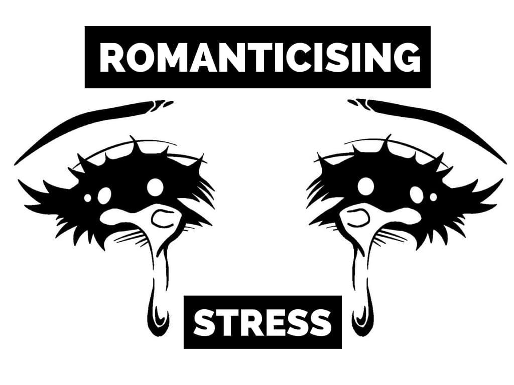 stress in korea